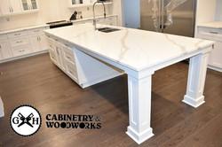 Georgetown white kitchen 4
