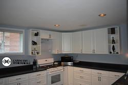 Basement kitchen reno 3