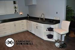 Basement kitchen reno 2