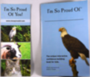 Front Cover and Bookmark.JPG