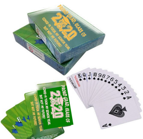Regulation Size Playing Cards