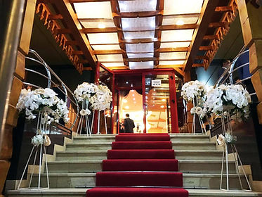 Intrare Salon Meteora | Restaurant Nunti Suceava