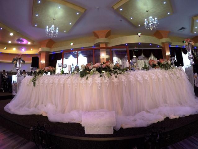 masa mirilor Salon Meteora