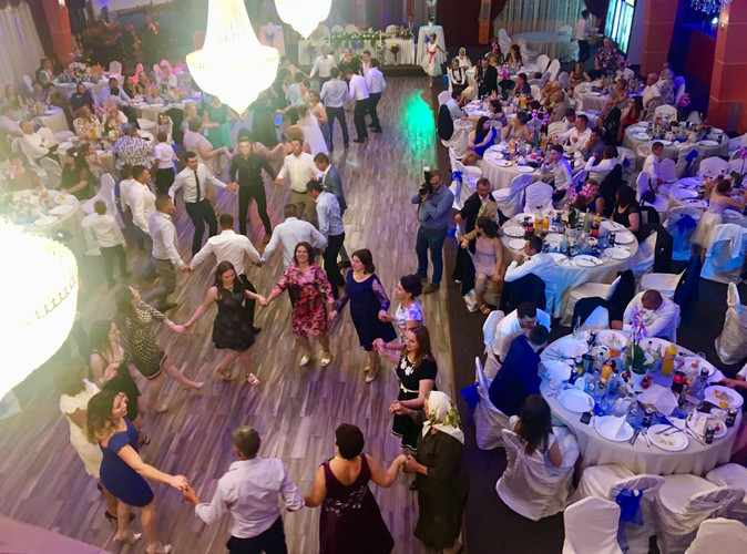 Sala de nunta | Suceava | La Sura Dacilor