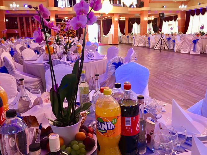 Sala de nunta Suceava | La Sura Dacilor