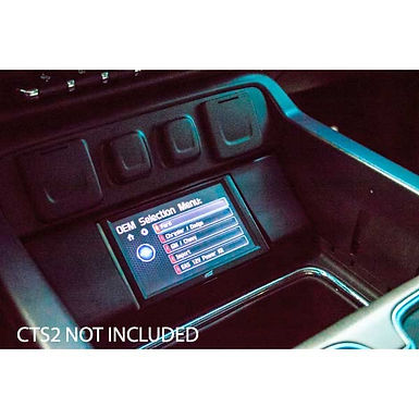 EDGE PRODUCTS 28503 CTS2 CENTER CONSOLE MOUNT