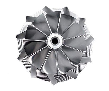 KC Billet Compressor Wheel - 6.6 DURAMAX (LLY)
