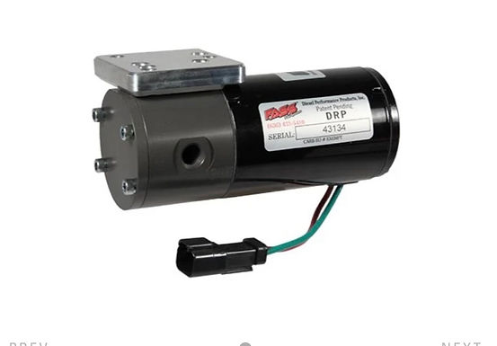 FASS DRP 02 DODGE REPLACEMENT FUEL PUMP