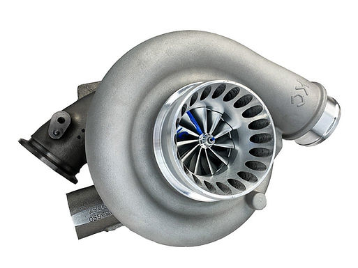 KC Stage 3 Turbo (Polished - 6.0 POWERSTROKE (03-07)