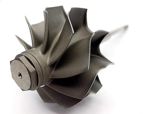 KC Turbos 10 Blade Turbine (2004) - 6.0 POWERSTROKE