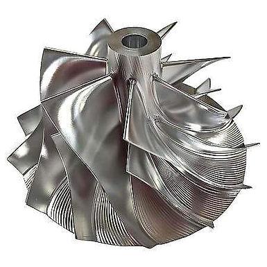 KC Billet Compressor Wheel (High Pressure) - 6.4 POWERSTROKE (2008-2010)
