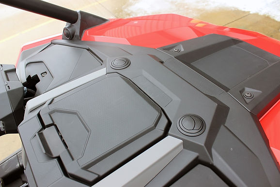 Polaris RZR PRO XP Cab Heater with Defrost (2019-Current)