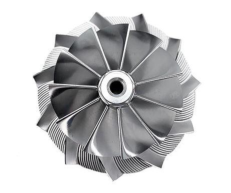 KC Billet Turbo Compressor Wheel - 6.0 POWERSTROKE (2003-2004)