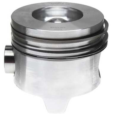 MAHLE 224-3163WR.020 PISTON WITH RINGS (.020)