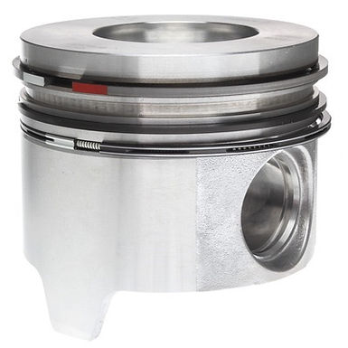 MAHLE 224-3409WR.010 PISTON WITH RINGS (.010 - REDUCED COMPRESSION)