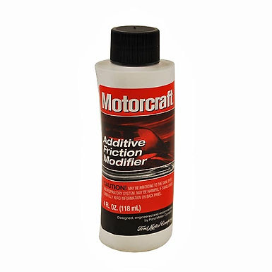 MOTORCRAFT ADDITIVE FRICTION MODIFIER FOR LIMITED SLIP DIFFERENTIALS - 4 OZ. BOT