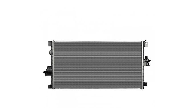 CSF 3602 OEM REPLACEMENT SECONDARY RADIATOR