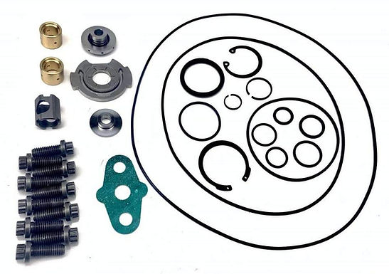 KC 360 Turbo Rebuild Kit (EXTREME) - 6.0 POWERSTROKE, LBZ & LLY