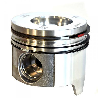 MAHLE 224-3163WR PISTON WITH RINGS (STANDARD)