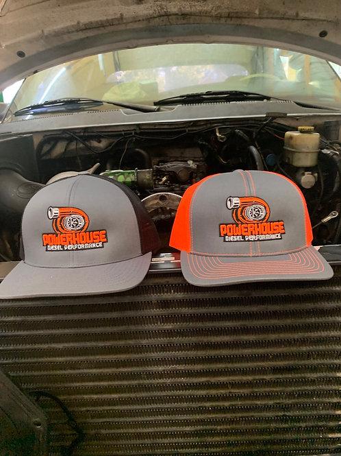Official powerhouse diesel hats.