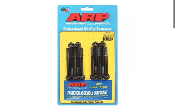 ARP 250-4206 INNER ROW HEAD BOLTS