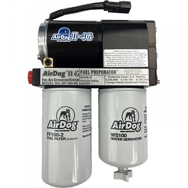 AIRDOG II-4G A6SABD424 DF-165-4G AIR/FUEL SEPARATION SYSTEM
