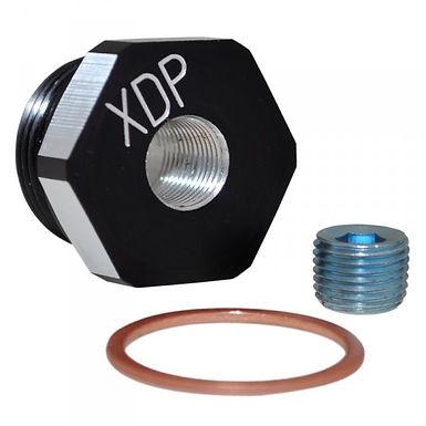 XDP AIR INTAKE HEATER DELETE PLUG XD130