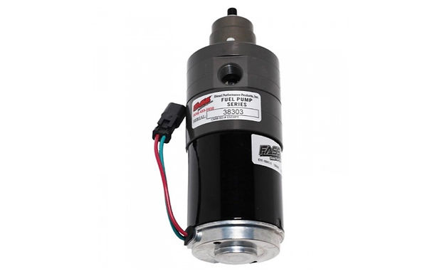 The FASS FA D05 150G Adjustable 150GPH Fuel Pump for your 2010-2015 Dodge 6.7L C