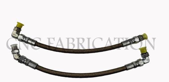 CNC Fabrication 99-03 7.3L Replacement HPOP lines - CNC-7.3-SD-HPOPLINEKIT