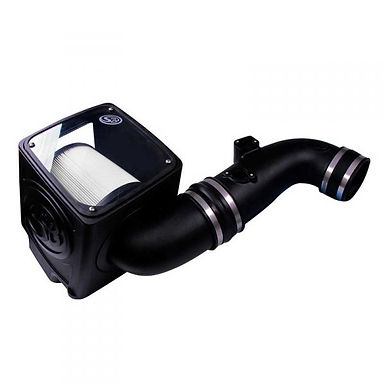S&B FILTERS COLD AIR INTAKE KIT (DRY FILTER) 75-5075-1D