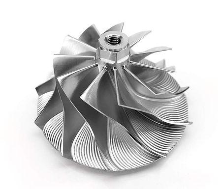 KC Billet Powermax Compressor Wheel  - 6.0 POWERSTROKE (2003-2007)
