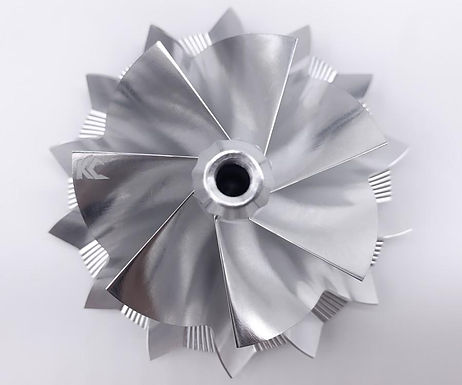 KC S369 Upgraded Billet Compressor Wheel - Borg Warner