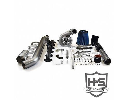 H&S Motorsports 212003 Single SX-E Turbo Kit | 13-16 Dodge 6.7L Cummins