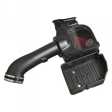 S&B FILTERS 75-5085 COLD AIR INTAKE (CLEANABLE FILTER)