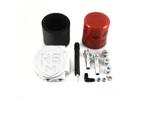H&S 121003 Filter Conversion Kit | 11-19 Ford 6.7L Powerstroke