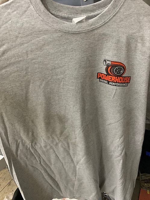 Official powerhouse diesel shirts