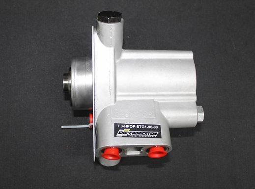 CNC Fabrication 96-03 7.3L Stage 1 High Pressure Oil Pump - 7.3-HPOP-STG1-96-03