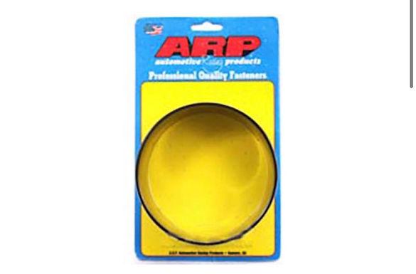 """ARP 899-7800 PISTON RING COMPRESSOR (3.780"""" BORE)"""
