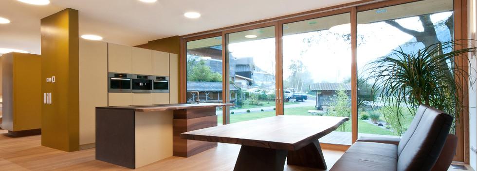 Designhaus COOP Ferienhaus Osttirol Küch