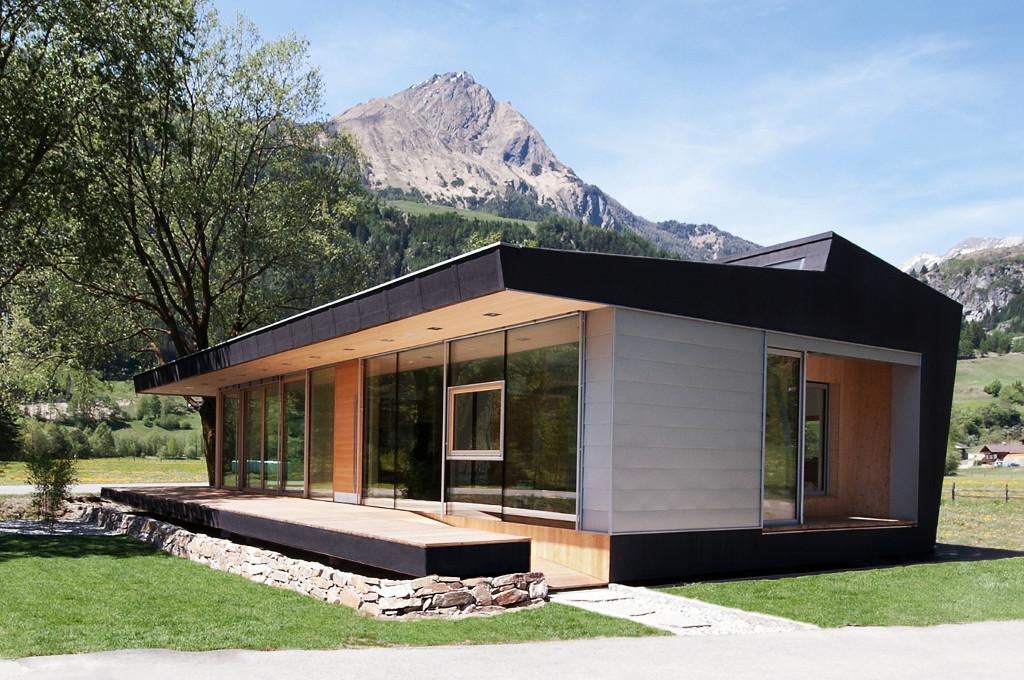 Designhaus COOP Ferienhaus Osttirol Somm