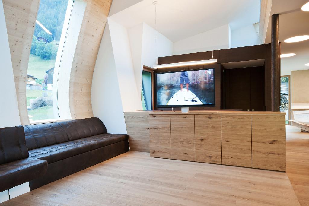 Designhaus COOP Ferienhaus Osttirol TV-N