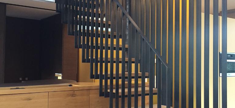 Designhaus COOP Ferienhaus Osttirol Zirb
