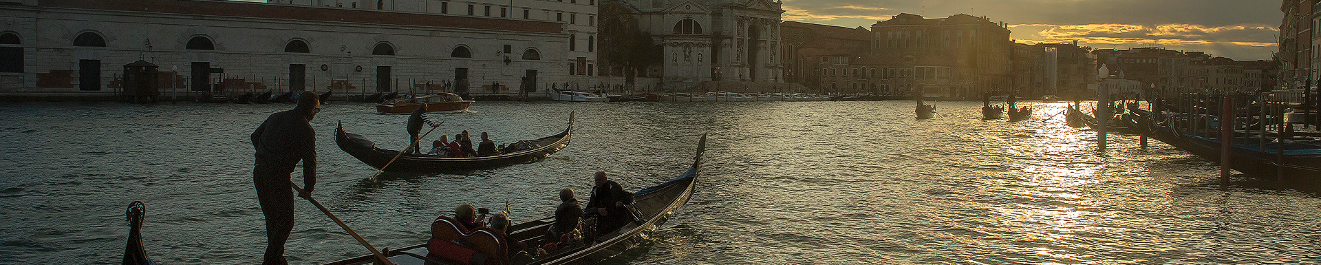 Last Evening on the Grand Canal