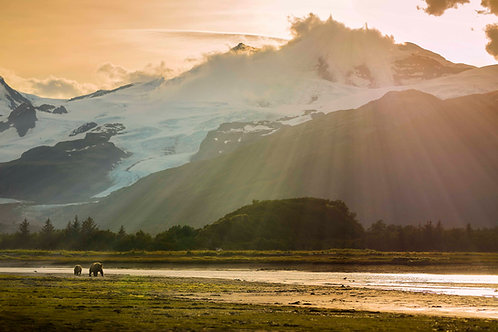 Glacial Rays