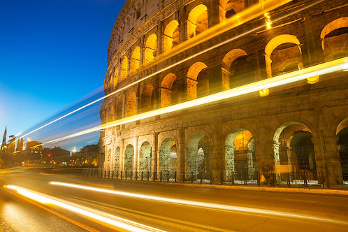 Lights of the Colosseum