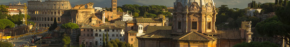 Rome's Ancient Glow