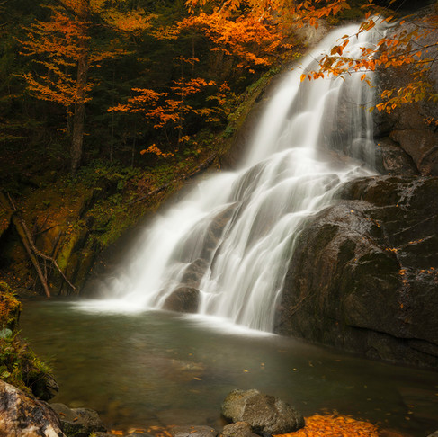 Photo of the Week: Moss Glen Falls