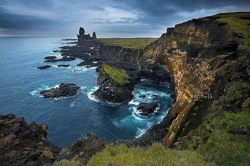 Cliffside Storm