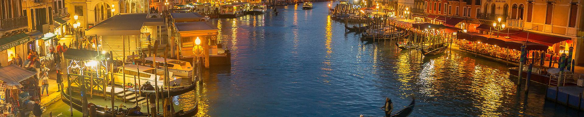 Twilight on the Rialto
