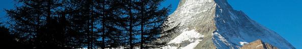 Silhouettes of Cervino